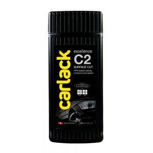 น้ำยาขัดสีรถ carlack c2